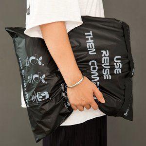 50 packs large Size Compostable Mailer/Compostable Satchel/Biodegradable Mailer